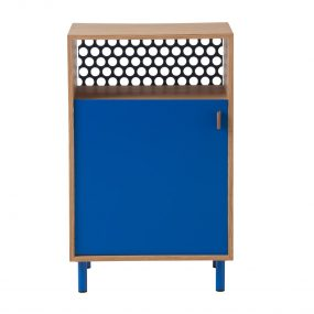 Small Cabinet Blue by ferm LIVING
