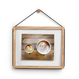 Corda 11x14 Wall Frame (Natural) by Umbra