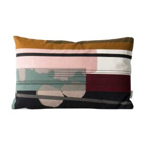 Color Block Cushion 3 (Small) by ferm LIVING