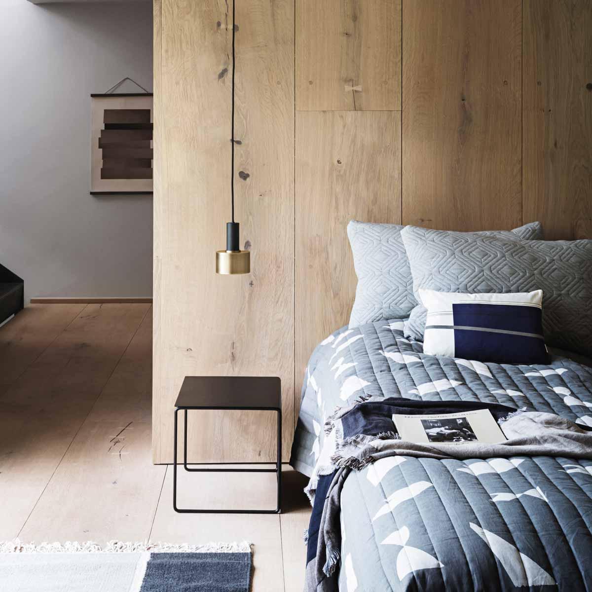 Ferm_living_bedroom. Ferm_living_throw Pillows