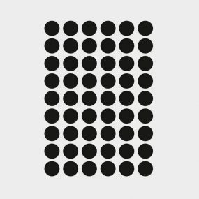 Mini Dots Wallsticker by ferm LIVING