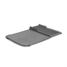 UDRY MINI DRYING MAT CHARCOAL by Umbra