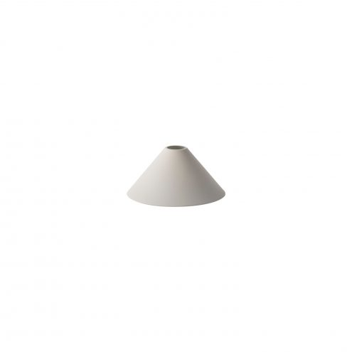 Collect Lighting Cone Shade (Light Grey)
