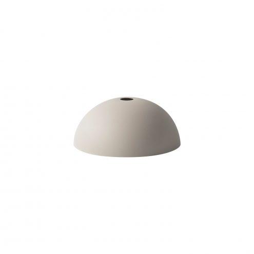 Collect Lighting Dome Shade (Light Grey)