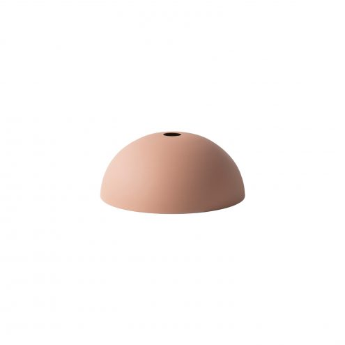 Collect Lighting Dome Shade (Rose)
