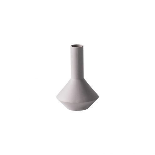 Sculpt Vase Pod (Grey) Designed by Trine Andersen | ferm LIVING
