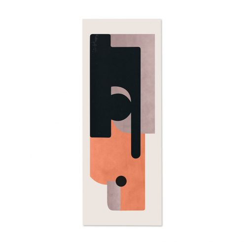 Abstraction 4 Poster Designed by Trine Andersen   ferm Living
