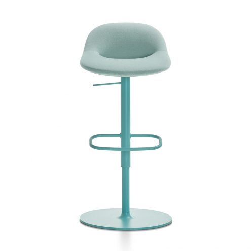 Beso Bar Stool (Swiveling) Designed by Khodi Feiz for Artifort available at MODERN INTENTIONS