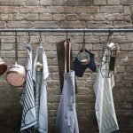 Apron (Grey) Designed by Trine Andersen | ferm LIVING