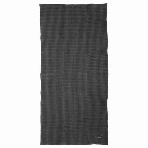 Organic Cotton Bath Towel (Grey) Designed by Trine Andersen | ferm LIVING