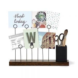 GALA FRAME WALNUT Designed by Sung Wook Park | Umbra