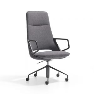 Zuma High Back Desk Chair Designed by Patrick Norguet | Artifort