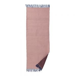 Nomad Rug Rose (Large) Designed by Trine Andersen  |  ferm LIVING