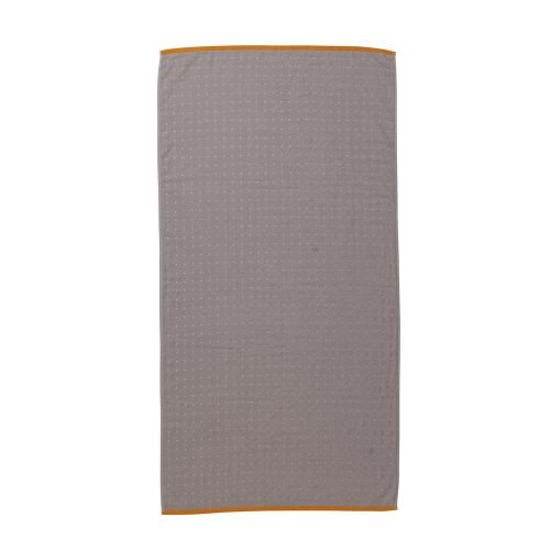 Sento Bath Towel (Grey) Designed by Trine Andersen  |  ferm LIVING