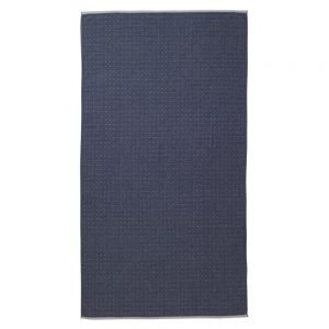 Sento Beach Towel (Blue) Designed by Trine Andersen  |  ferm LIVING