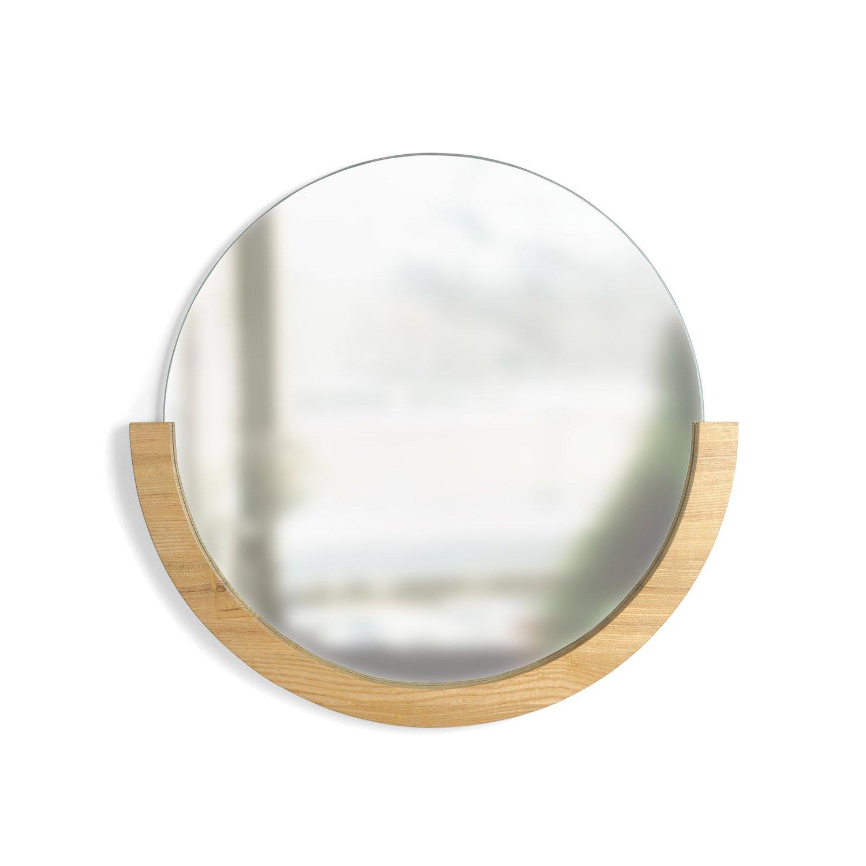 Mira Mirror Natural Modern Intentions Shop Modern