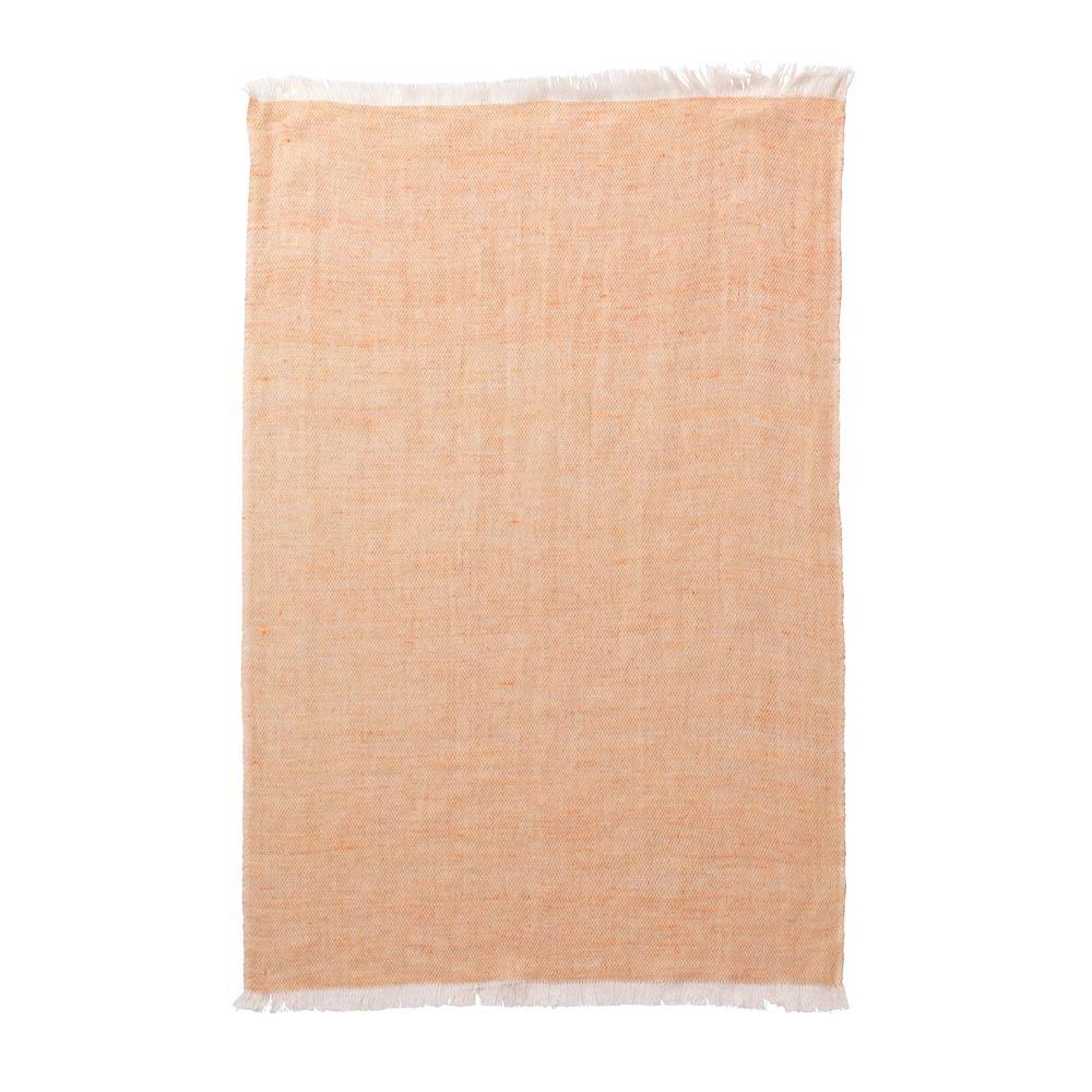 Blend Kitchen Towel (Peach) Designed By Trine Andersen | Ferm LIVING