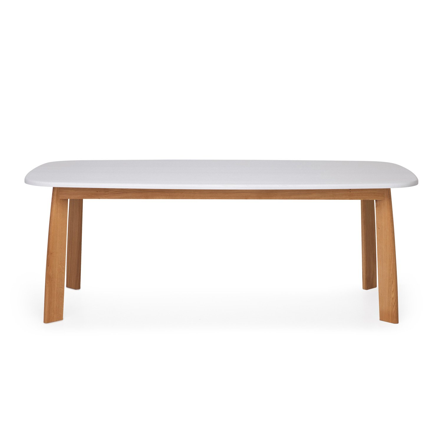 Delightful Quodes Willenz Stone Table White Top